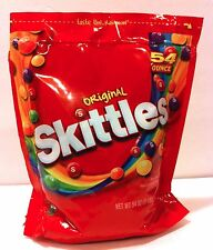 SKITTLES Candy 54 oz 3.37lb BULK Bag ORIGINAL FRUIT Vending Halloween Bulk PARTY