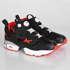 REEBOK PUMP FURY OG HIGHS & LOWS ''FROGMAN'' MEN'S SHOES SIZE US 3 BLACK V6