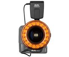 Meike FC-110 Ringblitz - LED-Blitz mit Display & Dauerlicht für Makrofotografie
