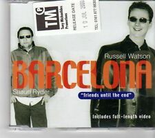 (FK244) Russell Watson, Barcelona (Friends Until The End) - 2000 CD
