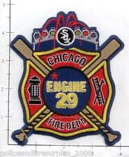 Illinois - Chicago Engine 29 IL Fire Dept Patch