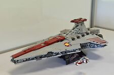 UCS Lego Star Wars Venator-Class Star Destroyer - ALL PARTS + PLAQUE INCLUDED