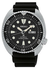 Brand New Seiko SRP777 Prospex Automatic Black Rubber Strap Diver's Men's Watch