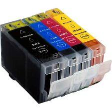 4 Druckerpatronen für Canon IP 3300 mit Chip