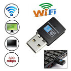 300Mbps Mini Wireless WiFi WLAN USB Wlan Adapter 802.11g /n /b Wifi Dongle Card