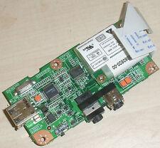 USB + Audio + Modem Board Platine Modul Fujitsu Siemens FSC Amilo M6450G M6450