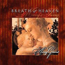 Breath of Heaven by Amy Grant  Hardcover Book & CD