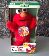 Original Tickle Me Elmo Doll, By Tyco In 1996 Nib  Rare# Elmo Che Solletico