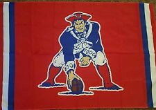 New 3x5 New England Patriots Flag Vintage