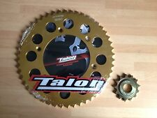 HONDA CR250 88-08 CR500 88-01 CRF450 02- TALON RACE SPROCKET SET OPTIONAL SIZES