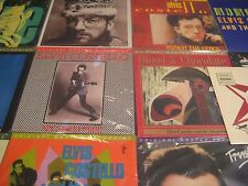 "ELVIS COSTELLO MFSL 10 COLLECTION + RARE 10"" + IDIOT - DELIVERY - HITS - 21 LP'S"