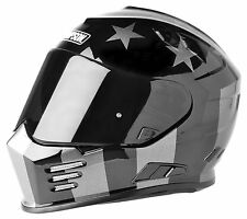 Simpson GHOST Bandit Limited Edition Subdued Motorcycle Full Face Helmet  Medium