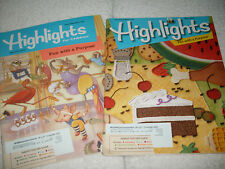 Teaching resource:Highlights Magazine-Mar,May 2006-stories,songs,poems,craft-fun