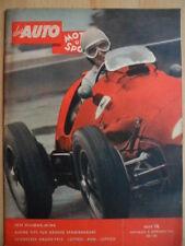 AUTO MOTOR UND SPORT 5.9. - 18/1953 Alberto Ascari GP-Schweiz Hillman-Minx