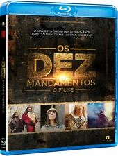 Blu-ray Os Dez Mandamentos - o Filme - TV Record