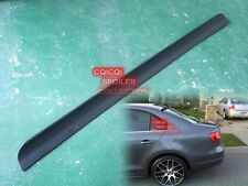 Unpainted VW 2011-2015 JETTA MK6 Sedan roof spoiler ◎