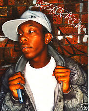 DIZZEE RASCAL AUTOGRAPH SIGNED PP PHOTO POSTER