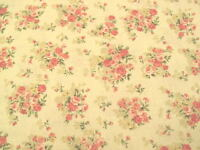 1/2 Yard Cottage Chic & Shabby Mary Rose 2140Y-14A, Rose Bouquets