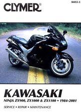Clymer Kawasaki Fours Manual 900-1100cc Ninja Manual M453-3 -
