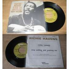RICHIE HAVENS - Somethin' Else Again LP Rare French Press Psych Folk 67'
