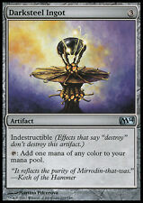 MTG 2x DARKSTEEL INGOT - LINGOTTO DI DARKSTEEL - M14 - MAGIC