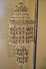 Stunning Vintage Hanging Sea Shell  Home Decoration Chandelier Beautiful
