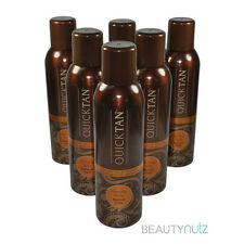 Body Drench Quick Tan Instant Self Tanning Spray Medium Dark 6 oz (Pack of 6)