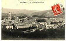 CPA 34 Herault  Lodève Vue prise de Montifort