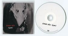 Sigur Ros - cd-PROMO - ISJAKI © 2013 - UK-1-Track-CD - ELECTRONIC - ambient