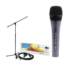 Sennheiser e PACK e 835 (Microphone, Stand, Clip and Cable) - GREAT VALUE!