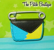 MONSTER HIGH FRANKIE STEIN PICTURE DAY DOLL OUTFIT REPLACEMENT PURSE BAG ONLY