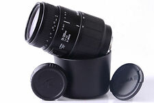 Sigma 70-300 mm DG Macro f. Objektiv für Sony Alpha