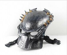 Alien vs Predator AVP Resin Mask Movie Props Halloween Cosplay Mask Collection