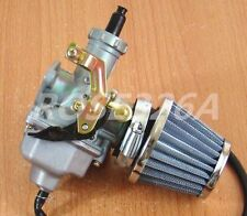 Carburetor W Air Filter For Honda ATV Big Red ATC200E ATC200ES ATC200M Carb
