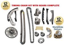 FOR NISSAN NAVARA PICK UP D22 YD25DDTi  2001-8/2006 NEW TIMING CHAIN WITH GEARS