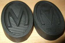 Vintage Morris 8 Eight Series 1 & 2 Brake & Clutch Pedal Rubbers