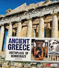 Ancient Greece; Birthplace of Democracy (Great Civilizations)-ExLibrary