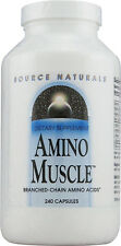 BCAA Branched Chain Amino Acids, Source Naturals, 60 capsule