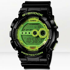 Casio G-SHOCK GD-100SC-1D / Mineral Glass / Shock Resistant / 200-meter water re