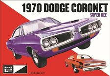 MPC 1:25 1970 Dodge Coronet Super Bee Plastic Model Kit MPC869
