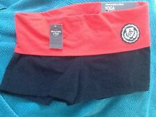 ABERCROMBIE & FITCH NEW WITH TAGS YOGA SHORT SHORTS SIZE S