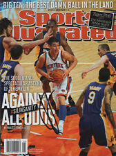 Jeremy Lin New York Knicks SIGNED Sports Illustrated 2/20/12 MINT No Label COA!