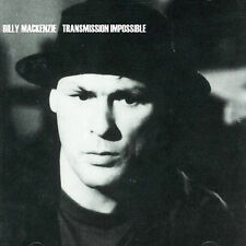Transmission Impossible Billy Mackenzie CD Used Very Good 2006 Associates Promo