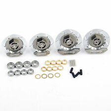 For 1:10 RC On-Road Racing Car NY Hot Aluminum Alloy Wheel Rim Brake Disc 00145S