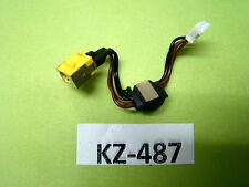 Acer Aspire 5530 5530g Netzanschluss Power #KZ-487