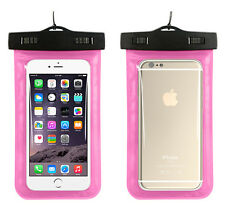 Snow/Waterproof Underwater Dry Pouch Case Bag Pack For Mobile Phone MP3/MP4
