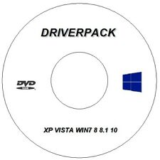 Nouveau Pack pilotes Windows 2016 PC portable drivers pour win 7 8 8.1 10 sur CD / DVD
