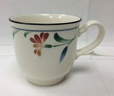 "NORITAKE ""SHANNON SPRING"" FLORAL TEACUP 3"" KELTCRAFT CHINA MADE IN IRELAND"