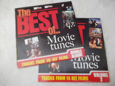 The Best Of Movie tunes.  Volume ONE./TWO  Promo cd.