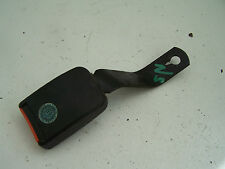Vw Polo Coupe (1991-1994) Front left seat belt clip  867857755